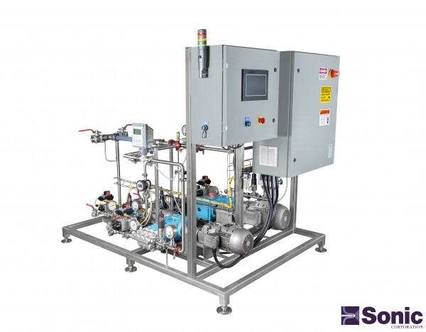 Automated Blending Skid